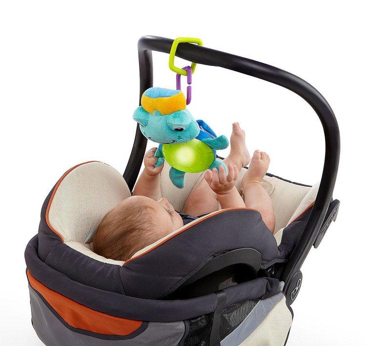 target market of baby einstein
